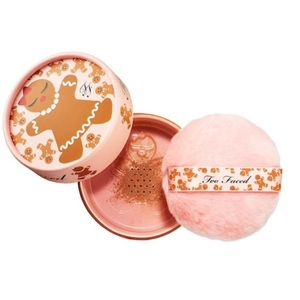 Too Faced Gingerbread Kissable Body Shimmer